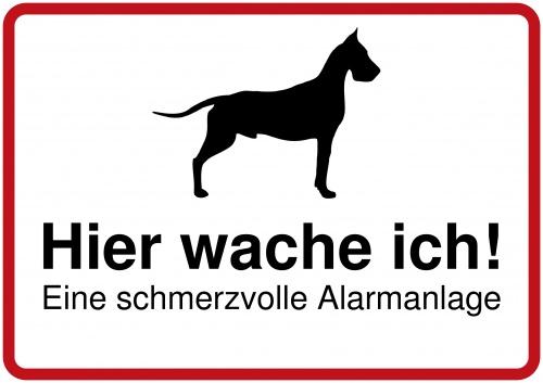 Hunde Schilder Zum Ausdrucken Kostenlos